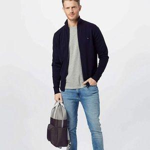 Tommy Hilfiger Fullzip Sweater size M